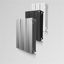 Радиатор PianoForte 500 - 4 секц. [Royal Thermo]