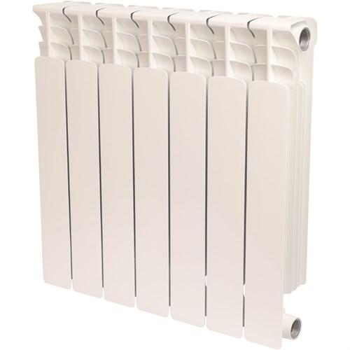STOUT Space 500 7 секций радиатор биметаллический боковое подключение