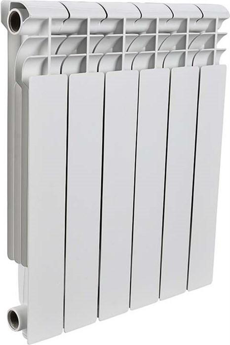 ROMMER Profi 350 4 секции радиатор алюминиевый