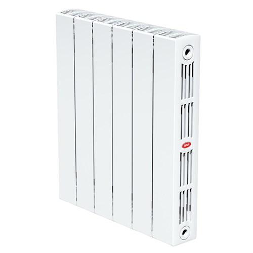 RIFAR SUPReMO 500 4 секции радиатор биметаллический боковое подключение (белый RAL 9016)