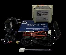 Система удаленного управления котлом ZONT-H1B [Baxi]