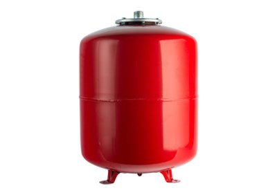 Расширительный бак на отопление 700 л. (цвет красный) [Stout]