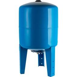 Расширительный бак, гидроаккумулятор 750 л. вертикальный (цвет синий) [Stout]