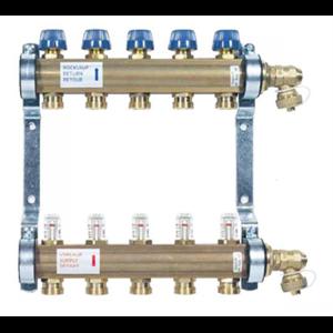 Коллекторы - Коллектор с расходомерами HKV/T-11 Watts