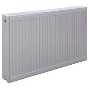 ROMMER 11/500/600 радиатор стальной панельный боковое подключение Compact (цвет RAL 9016)