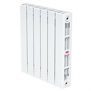RIFAR SUPReMO VENTIL 500 SVR 6 секций радиатор биметаллический нижнее правое подключение (белый RAL 9016)