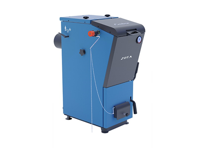 Твердотопливный котел ZOTA Carbon 20 кВт
