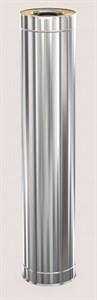 Сэндвич-труба D115/200, 1000 мм, СТАНДАРТ з/н