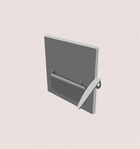Дверца топочная Куппер ПРО-22