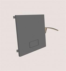 Дверка прочистная загрузочная Куппер ПРО-22, 28 (верхняя)